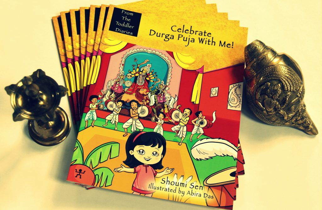 Celebrate Durga Puja With Me! by Shoumi Sen