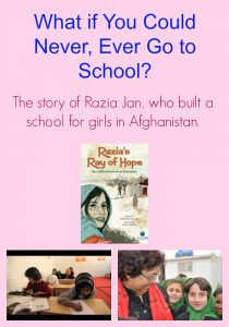 Razia's Ray of Hope in Afghanistan