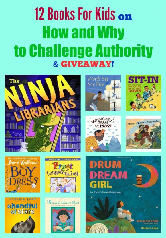 Teaching Your Kid How and Why to Challenge Authority