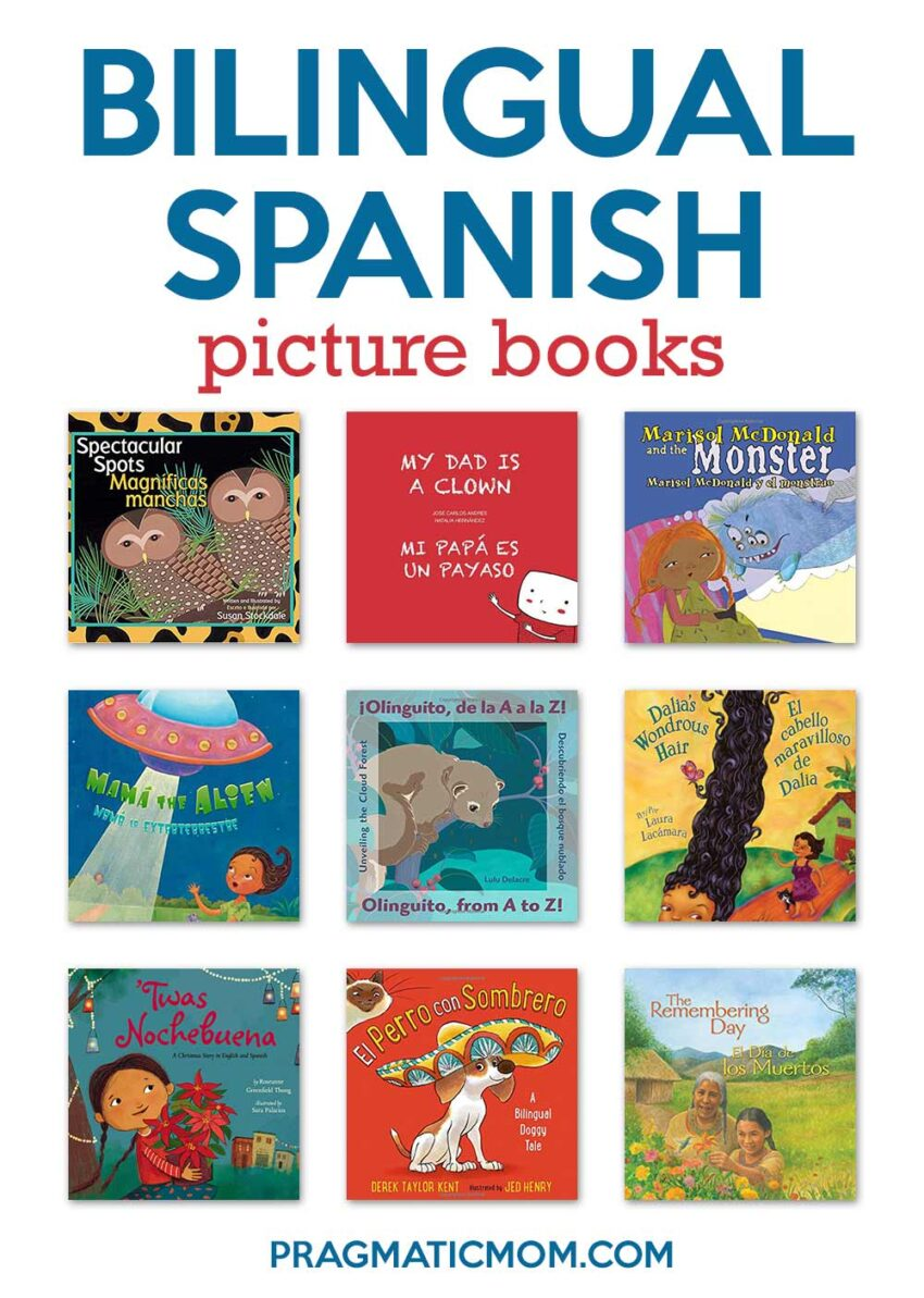 Bilingual Spanish Picture Books