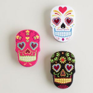 Sugar Skulls Candy Tin