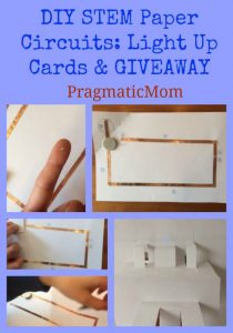 http://www.pragmaticmom.com/2016/06/diy-stem-paper-circuits-light-pop-card/