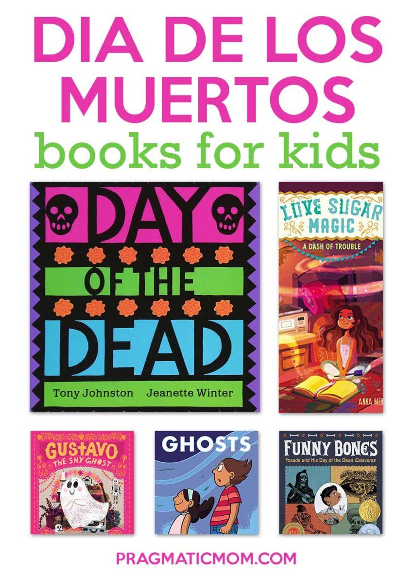 Dia de los Muertos Books for Kids