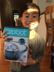 STEM TOY: Ozobot