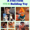 LUX Blox STEM Building Toy