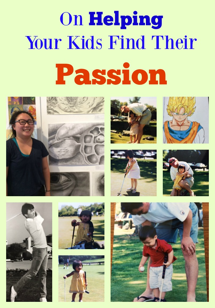 On Helping Your Kids Find Their Passion