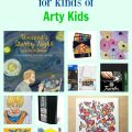 Our Art Gift Kits for Arty Kids