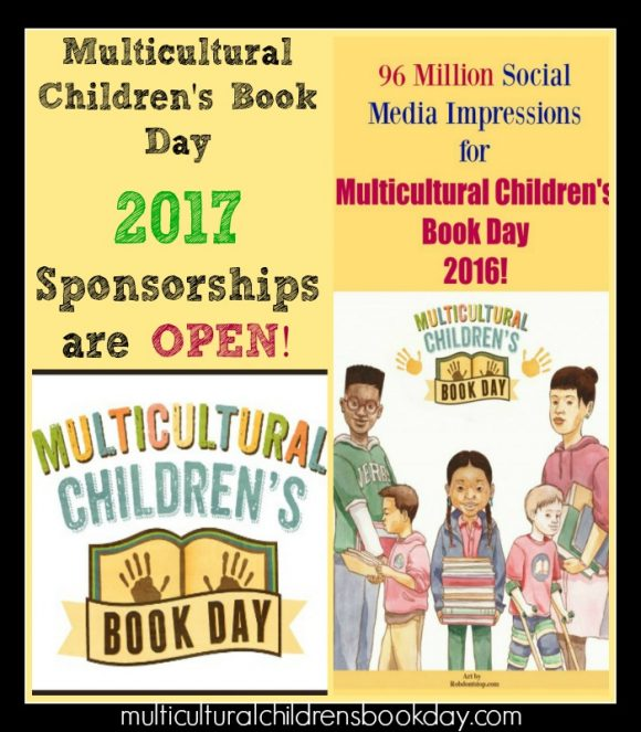 Sponsorships Multicultural Children's Book Day