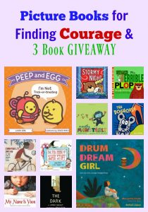 Picture Books for Finding Courage
