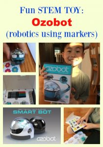 STEM TOY: Ozobot (robotics using markers)