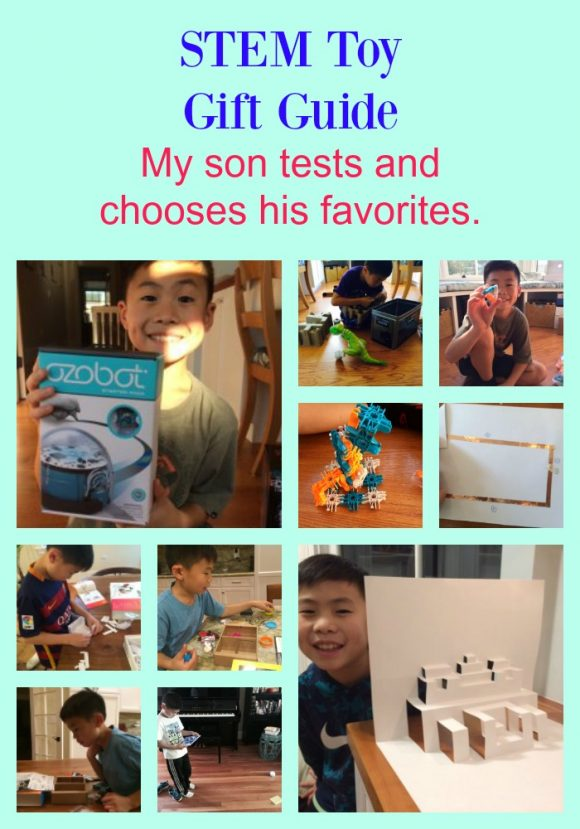 STEM Toy Gift Guide