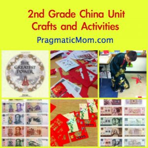 The Greatest Power for China unit 2nd grade