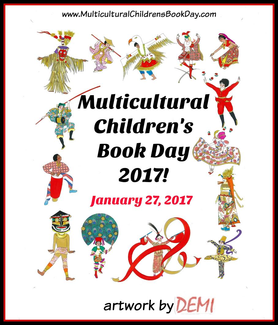 Multicultural Children's Book Day poster 2017