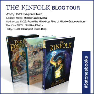 The Kinfolk Blog Tour