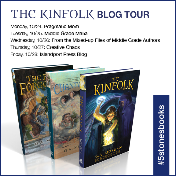 The Kinfolk Blog Tour
