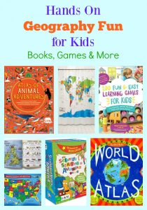 Hands On Geography Fun for Kids