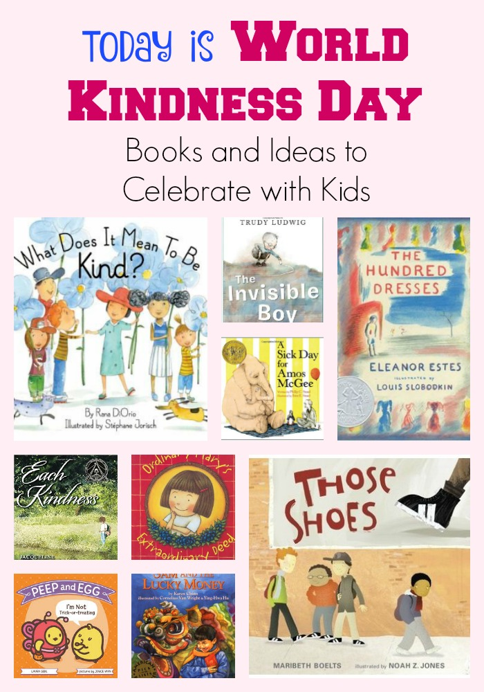 World Kindness Day ideas for kids