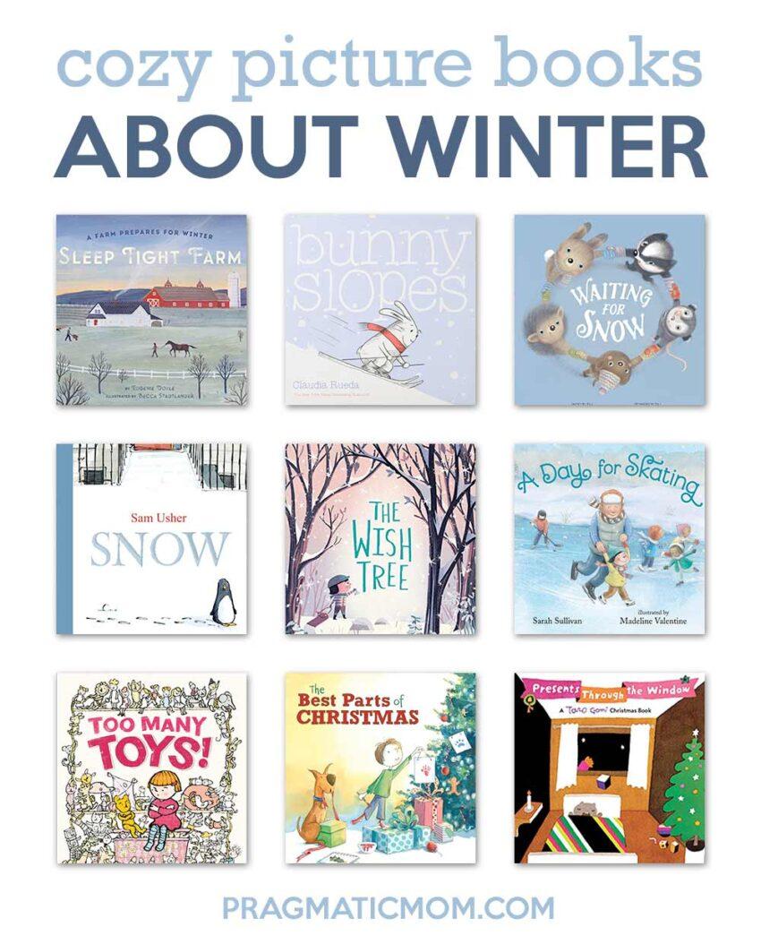 Cozy New Winter Picture Books