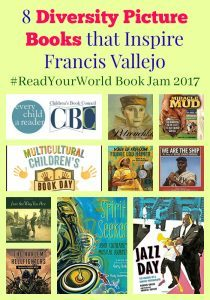 8 Diversity Picture Books & GIVEAWAY