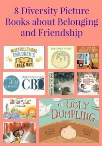 8 Diversity Picture Books about Friendship and Belonging