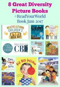 Eight Great Diversity Picture Books