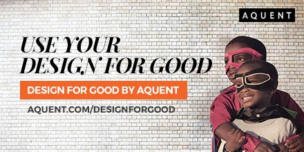 Aquent #DesignForGood