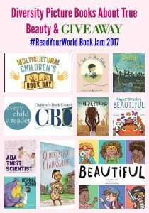 Diversity Picture Books About True Beauty