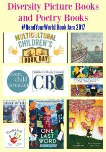 Diversity Picture Books and Poetry Books