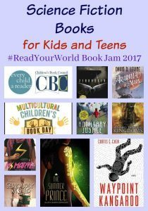 Science Fiction Books for Kids