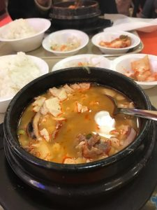 korean market food court act of kindness