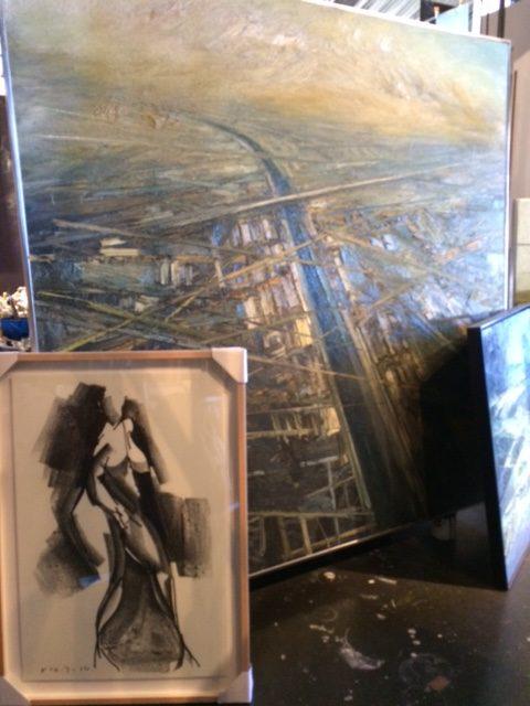 Visiting Artist Victor Hugo Zayas