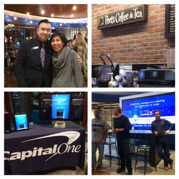 #CapXTalk Boston on #GivingTuesday