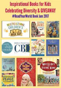 Inspirational Books for Kids Celebrating Diversity