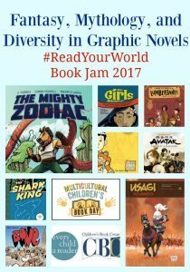 Diversity in Graphic Novels by J Torres