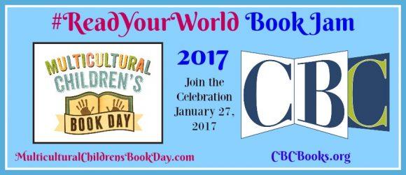 #ReadYourWorld Book Jam 2017 with CBC