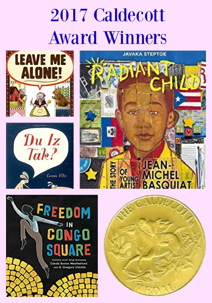 2017 Caldecott Award Winners