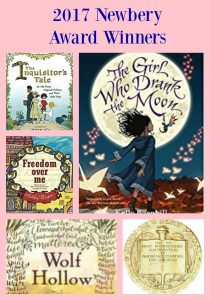 2017 Newbery Award Winners