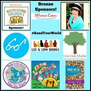 Bronze Sponsors Multicultural Children's Book Day 2017