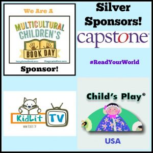 Silver Sponsors Multicultural Children's Book Day 2017