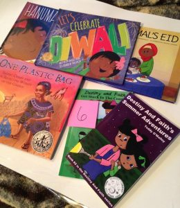 Multicultural Children's Book Day Twitter Party: Book Bundle Giveaway #6