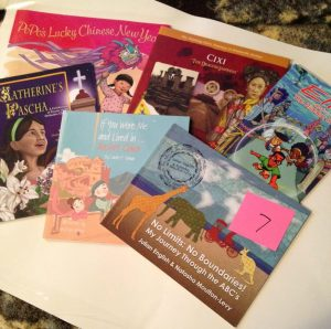 Multicultural Children's Book Day Twitter Party: Book Bundle Giveaway #7