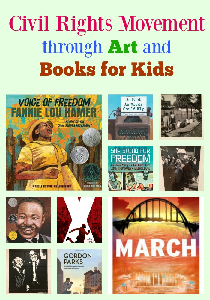 Top 10 Best Children S Books On Civil Rights Movement