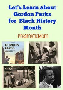Gordon Parks: Black History Month