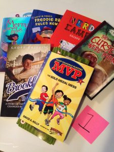 MCBD Book Bundle Giveaway #1