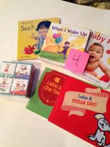 Multicultural Children's Book Day Twitter Party: Book Bundle Giveaway #4 Board Book Bundle