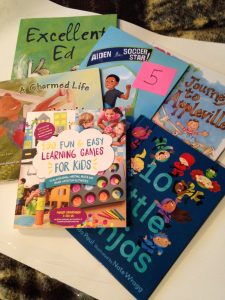 Multicultural Children's Book Day Twitter Party: Book Bundle Giveaway #5