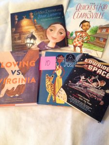 Multicultural Children's Book Day Twitter Party: Book Bundle Giveaway #11: sponsored by Chronicle Books