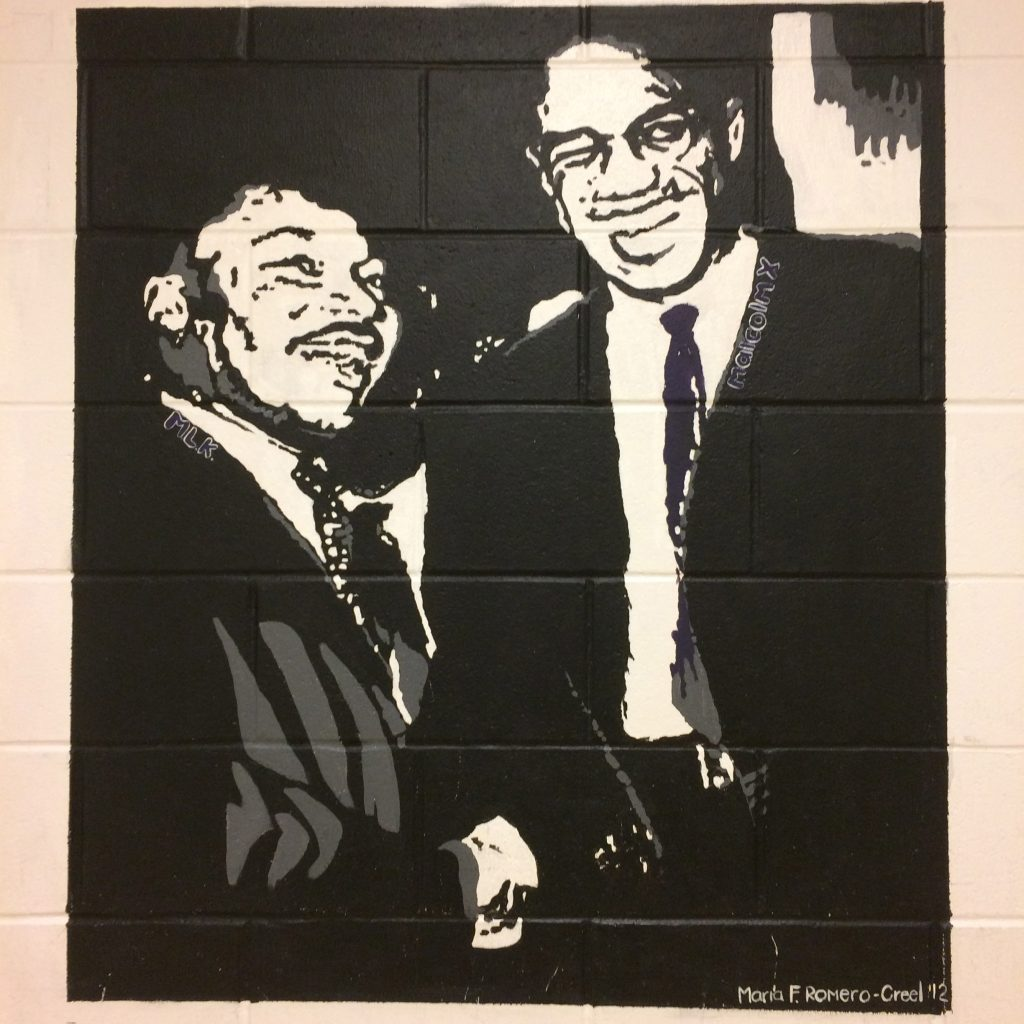 Civil Rights Movement Art and Books for Kids