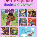 Top 10 Diverse Superhero Books & GIVEAWAY
