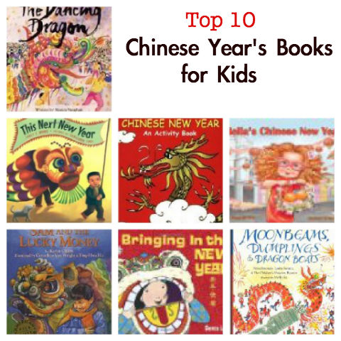 Top 10: Best Chinese New Year Books for Kids
